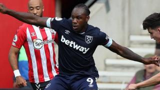 West Ham striker Antonio surprised about winner against Tottenham
