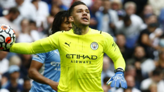 Ex-Man City keeper James: I always knew Ederson was brave as a lion