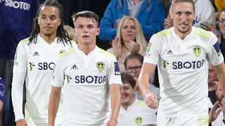 Keown impressed by Leeds youngster Gelhardt: Breath of fresh air