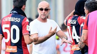 Genoa coach Ballardini: We deserved victory against Cagliari