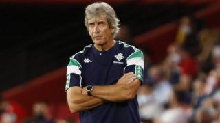 Real Betis coach Pellegrini: High Celtic line helped us