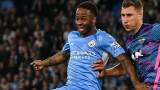 Barcelona president Laporta informs Man City of Sterling transfer conditions