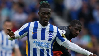 Brighton midfielder Bissouma available to face Norwich
