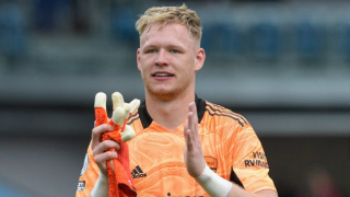 Arsenal keeper Ramsdale hoping to start for England at World Cup 2022
