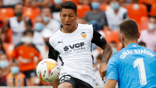 Marcos Andre delighted scoring first Valencia goal in Athletic Bilbao draw