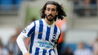 Marc Cucurella: Brighton going better than expected