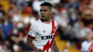 Falcao matches Diego Costa record at Rayo Vallecano