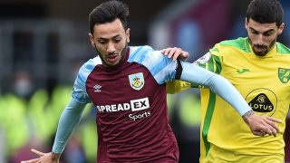 Winless Burnley and Norwich play out stalemate
