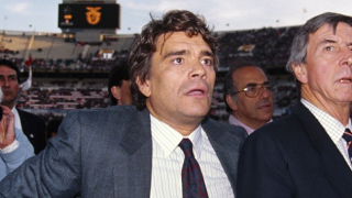 Watch: 'The Boss'  - paying tribute to Olympique Marseille icon Bernard Tapie