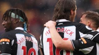 Newcastle seeking January move for Aston Villa midfielder Nakamba
