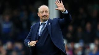 Benitez criticises Everton players after West Ham defeat: Don't panic!