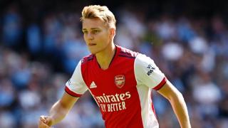 Real Sociedad keeper Ryan: Arsenal midfielder Odegaard open to return