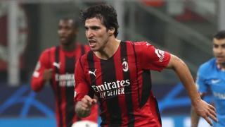 AC Milan midfielder Sandro Tonali: Porto performance not good enough