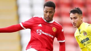 Man Utd academy coach Cochrane praises players after EFL Trophy defeat