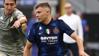 Liverpool make tentative contact with Inter Milan midfielder Barella