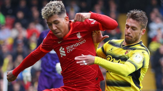 Firmino hits hat-trick as Liverpool thrash Watford at Vicarage Road