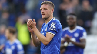 Leicester manager Rodgers left sweating on Vardy injury scan