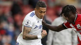 Leeds winger Raphinha assures fans over injury concerns