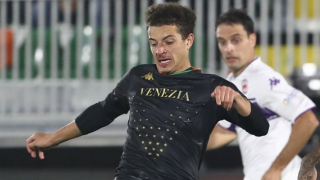 Venezia coach Zanetti fumes as Ampadu sees red in Salernitana defeat