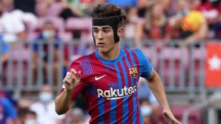 Watch: Barcelona pair Gavi and Fati discuss Real Madrid clash