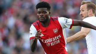 Arteta delighted with Aubameyang, Lacazette & Partey influence on Arsenal youngsters