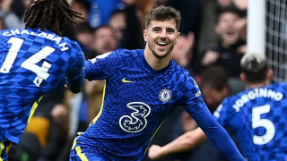 Chelsea ace Mount: I'm keeping shirt and matchball from hat-trick performance