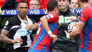 Wilson praises Newcastle 'character' for Crystal Palace draw