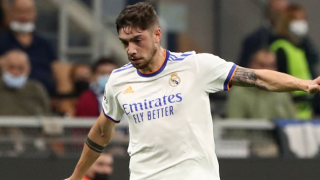Real Madrid midfielder Valverde cops injury setback